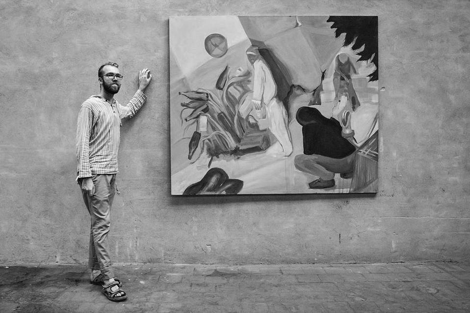 Vzpomínka na malíře a kamaráda Karla Noska